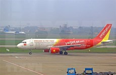 Se amplían las limitaciones de tiempo de vuelo para la tripulación de Vietjet Air