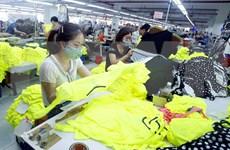 Calcula sector textil de Vietnam pérdidas de casi 500 millones de dólares por COVID-19