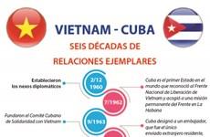Vietnam - Cuba: Seis décadas de relaciones ejemplares