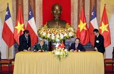 Vietnam-Chile: 50 años de desarrollo de sus nexos