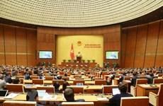 Parlamento de Vietnam decidirá sobre el trabajo del personal del Estado la próxima semana