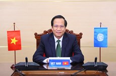 Vietnam afirma su compromiso de priorizar la igualdad de género
