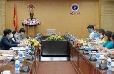 UNICEF se compromete a apoyar el rápido acceso de Vietnam a las vacunas contra COVID-19