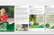 Di NO a las pajita de plástico por un Vietnam verde