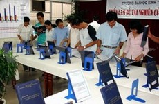 Premios de creacíon tecnológica en Viet Nam