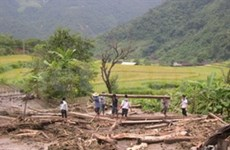 Viet Nam por superar secuelas de inundaciones