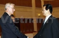 Viet Nam y Suiza estrechan cooperación