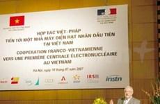 Viet Nam-Francia, modelo de relación cooperativa