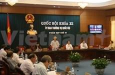 Inauguran sesión ejecutiva del Parlamento