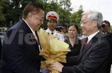 Viet Nam-Tailandia: Nexos parlamentarios