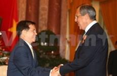 Amistad, firme base para nexos Viet Nam-Rusia