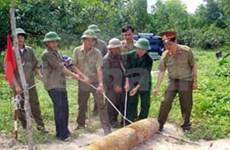 Revisan proyecto sobre minas y explosivos