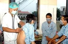 Suman 971 los casos de gripe A en Viet Nam