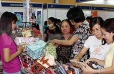 Inauguran feria de productos tailandeses