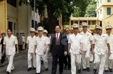 Destacan aportes de fuerzas de seguridad popular