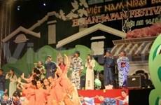Inauguran festival de intercambio Viet Nam-Japón