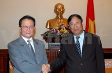 Viet Nam y RPDC consolidan relaciones