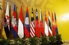 ASEAN acordó impulsar integración económica
