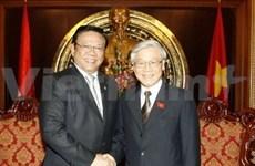 Viet Nam e Indonesia renuevan relaciones