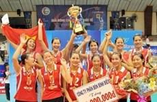 Viet Nam, campeón de voleibol regional