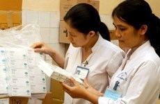 Supera dos mil casos de gripe A (H1N1) en Viet Nam