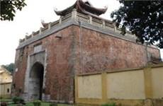 Restauran la más antigua ciudadela de Viet Nam
