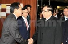 Inicia visita a Nueva Zelanda dirigente vietnamita