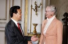 Premier vietnamita prosigue actividades en Dinamarca