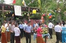 Celebran los Khmer fiesta Dolta