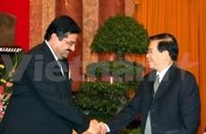 Viet Nam y Kuwait estrechan cooperación