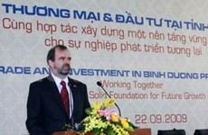 Seminario sobre comercio en provincia vietnamita