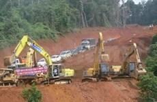 Construyen mayor planta hidroeléctrica en Kon Tum