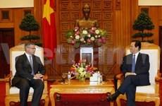 Dialoga premier con el embajador de Austria