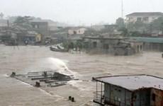 Reportan más víctimas del tifón Ketsana