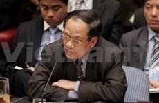 Viet Nam, presidente del Consejo de Seguridad
