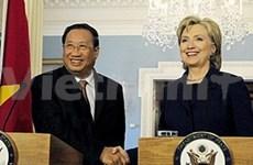 EEUU impulsará relaciones con Viet Nam