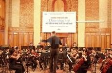 En Alemania orquesta sinfónica de Viet Nam