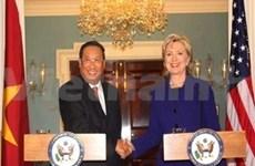 Vicepremier vietnamita visita EE.UU.