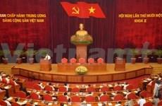 Concluye onceno Pleno del Partido Comunista de Viet Nam