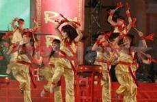Inauguran Festival cultural en Delta del río Rojo