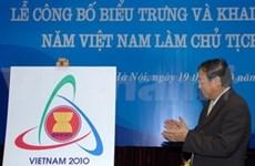 Presentan sitio web de la ASEAN 2010