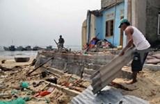 Ayuda italiana a víctimas del tifón Ketsana