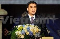Inauguran cumbre de ASEAN en Tailandia