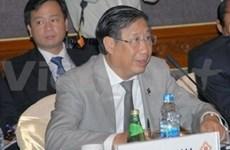 Viet Nam por construir Comunidad de ASEAN