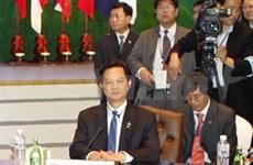 Premier vietnamita en Cumbre regional