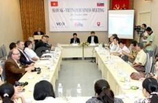 Encuentro empresarial Viet Nam-Eslovaquia
