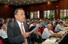 Analiza Parlamento vietnamita plan socioeconómico