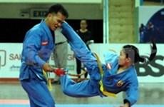 Viet Nam: primeras medallas de oro en cita continental