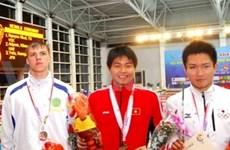Viet Nam en los terceros juegos asiáticos bajo techo