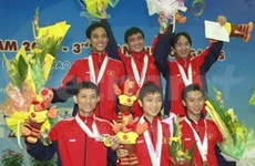 Viet Nam al frente de juegos continentales